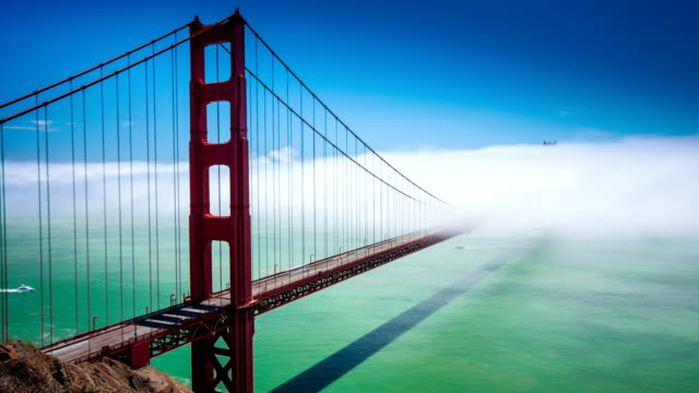 TIME LAPSE: Golden Gate Bridge