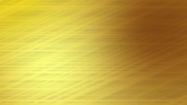 Golden Light Streaks Background Loop