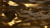 Golden Liquid Oberfläche