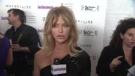 Goldie Hawn talks about what brought her out tonight and why the first National Women's History Museum in Washington DC is so important at the Good...