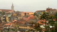 Gold-mining town of Zaruma.