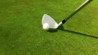 Golfing event