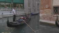 Gondolas at Sightings Day 01 69th Venice Film Festival on 8/29/2012 in Venice