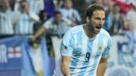Gonzalo Higuain fired the only goal as Argentina marked Lionel Messi's 100th appearance with an unconvincing 10 win over Jamaica to reach the Copa...