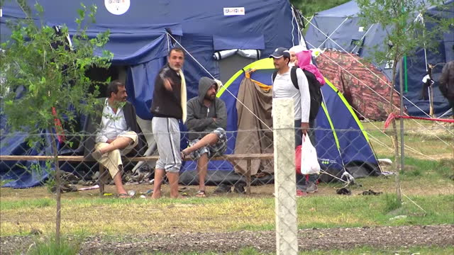Good morning from Roszke on the border between Hungary and Serbia This is one route being taken by a huge influx of migrants seeking a better life in...