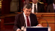 Gordon Brown gives Romanes Lecture at Oxford University Gordon Brown speech SOT I want to set a new national ambition that this country will educate...