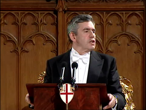 Gordon Brown makes foreign relations speech at Lord Mayor's banquet Gordon Brown speech SOTcontinues So as its new President Bob Zoellick has argued...