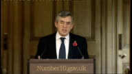 Gordon Brown monthly press conference Secondly we will build on the mortgage code of high standards for reporting and greater transparency in the...