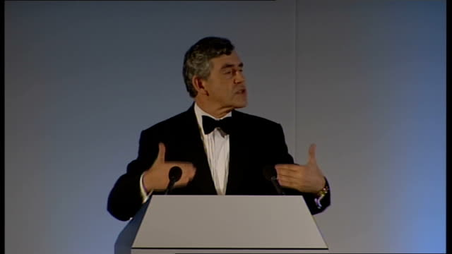 Gordon Brown optimistic on economic recovery Speech to Scottish CBI dinner So today I set a new ambition to free Britain from the dictatorship of oil...