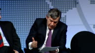 Gordon Brown speech at DIFD Eliminating Poverty Summit Gordon Brown MP To solve the problem of regional conflict you need at least to have an agency...