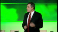 Gordon Brown speech at Google Zeitgeist Conference The problem we have got at the moment is that protectionist sentiment is growing in almost every...