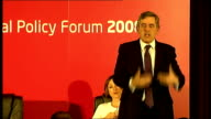 Gordon Brown speech at National Policy Forum How we can put the power of government behind the people Education our education system should be about...
