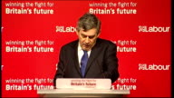 Gordon Brown speech at National Policy Forum in Bristol Gordon Brown speech continued SOT What we do is build tomorrow today You build the economy of...