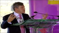 Gordon Brown speech on 'Britishness' Devolution also gives us great flexibility in education everyone should have an opportunity for education this...