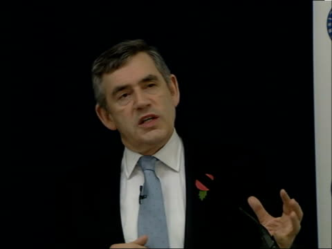 Gordon Brown speech on education Brown speech SOT And because raising aspirations is at the heart of raising standards we will ask the National...