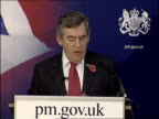 PM Gordon Brown speech on human rights Brown speech continued And I believe that to each generation falls the task of expanding the idea of British...