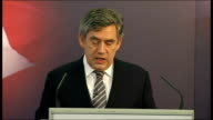 Gordon Brown speech on immigration Gordon Brown speech continued SOT Now let me just address the policy points in turn First using the Points Based...