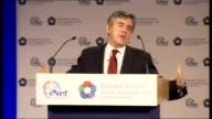 Gordon Brown speech on social mobility Gordon Brown speech SOT Fourth element of strategy 16 plus route to social mobility