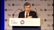 Gordon Brown speech on social mobility Gordon Brown speech SOT Raising social mobility in our country is a national crusade to which everyone can...