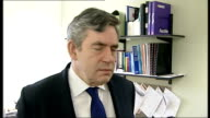 Gordon Brown visit to GP surgery in Bristol Gordon Brown MP speaking to press SOT this is amazing centre to be able to offer people all day and all...