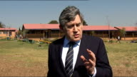 Gordon Brown visits school to launch education fund / comments on IMF job Gordon Brown MP interview SOT On global financial issues / I want to thank...