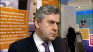 Gordon Brown visits Sellafield Gordon Brown MP interview SOT We are fighting this global recession with every weapon at our disposal in addition to...
