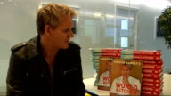 Gordon Ramsay promotes new book Ramsay interview SOT Book is multicultural collection of recipes / Has something for everybody / Inspiration for book...
