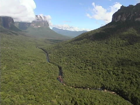 Gorgeous Tropical Canyon