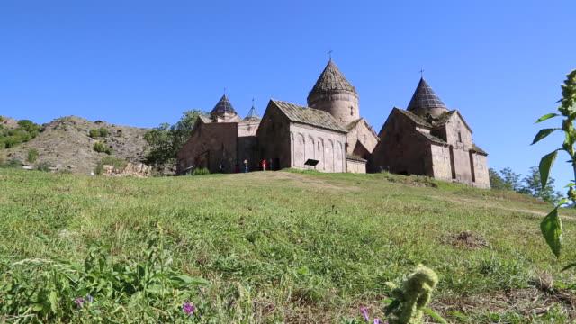 Goshavank monastery, general view