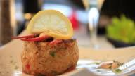 Gourmet Crab Cake