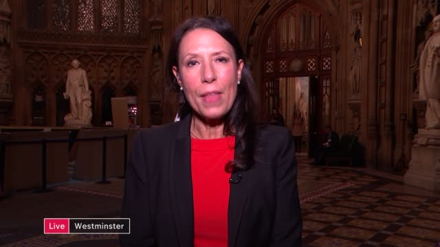 Government abstains on universal credit vote ENGLAND London GIR INT Debbie Abrahams MP 2 WAY interview from Westminster SOT