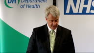 Government announces more NHS performance checks Andrew Lansley interview Lansley speech SOT Want to focus on patients