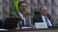 A government controlled Brazilian Senate committee continued debate on key labor reforms on Tuesday as President Michel Temer scrambled to stay in...