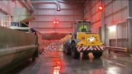 Government issues new guidance on supermarket labelling to try to prevent food waste R10011309 / 1012013 General view of waste recycling centre Waste...