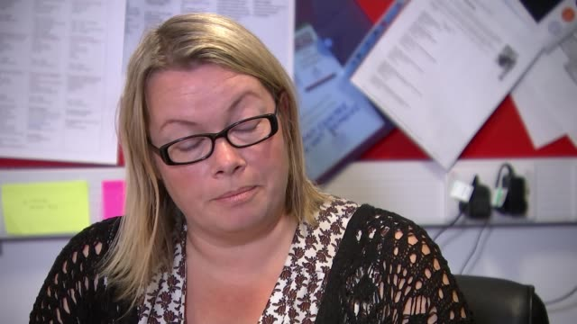 Government suggests that patients could recover in beds of public Essex Southend Leanne Crabb setup shots and interview SOT Southend University...