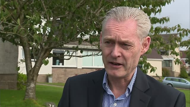 Government to introduce life sentences for those convicted of causing death by dangerous driving SCOTLAND Neil Greig interview SOT Traffic along road