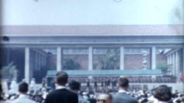 Graduation 1950's