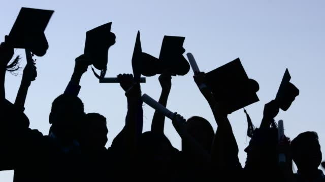 Afstuderen viering