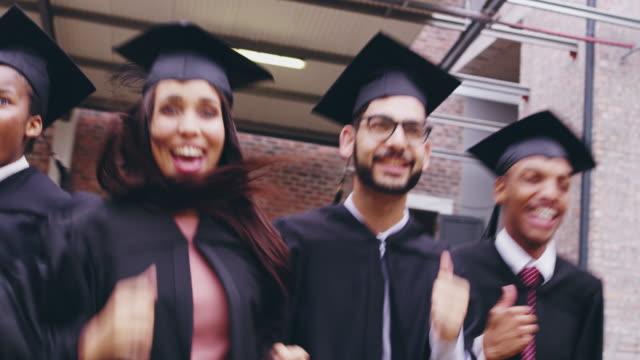 Graduation is a great achievement