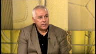 Graham Roberts talks about his autoniography Roberts interview SOT Talks about how much Chelsea FC has changed since he was there / Enjoyed his time...