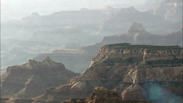 Grand canyon national park - Aerial View - Arizona,  Coconino County,  United States