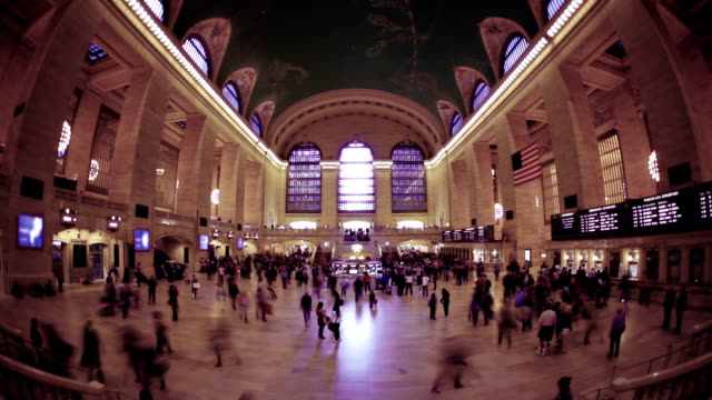 Grand Central Terminal i New York City