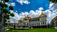 TL WS ZI of Grand Palace famous place in Bangkok, Thailand