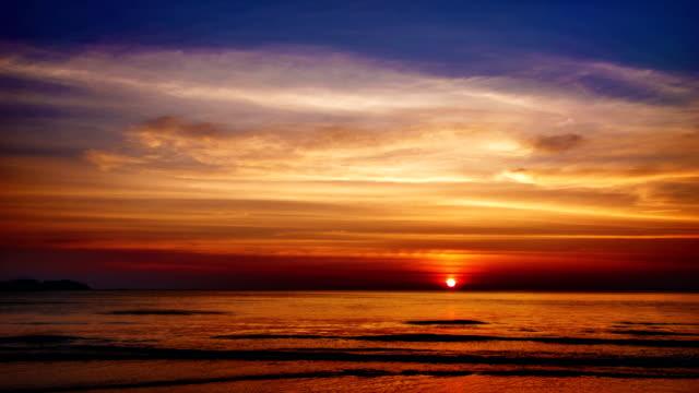 Grand Sonnenuntergang