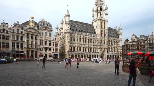 Grand-Place (Grote Markt) in Brussels