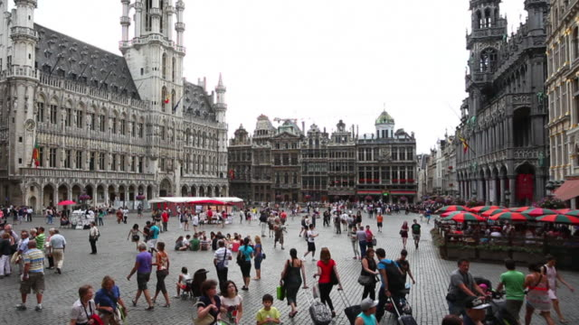 TS Grand-Place (Grote Markt) in Brussels