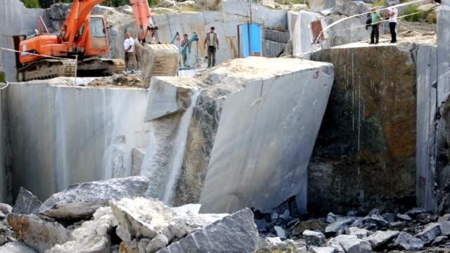 granit Bergbau