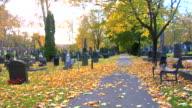 Graveyard.