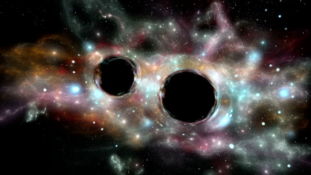 Gravitational waves from black hole merger