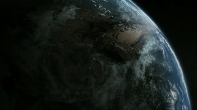 A gray goo overtakes the entire planet.